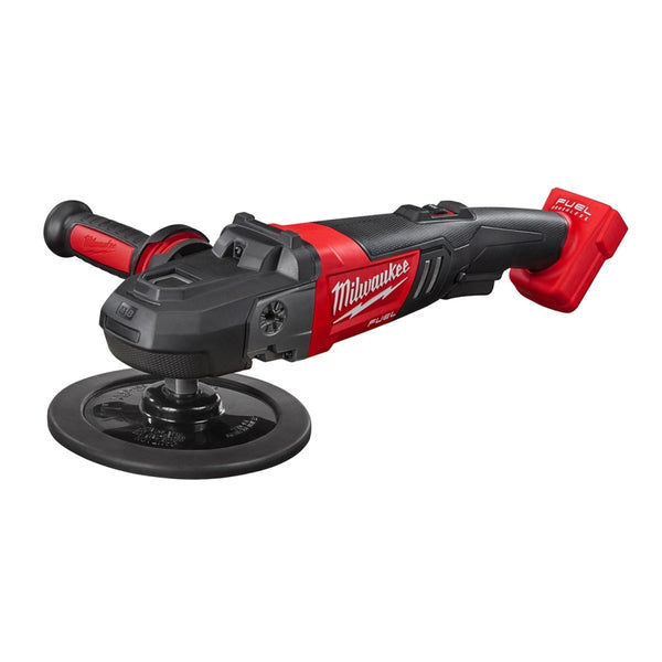 "Milwaukee 2738-20 M18 FUEL 7"" Variable Speed Polisher (Bare Tool) 0-2200 RPM"