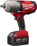 "Milwaukee 1/2"" High Torque Impact Wrench Friction Ring Kit 2763-22"