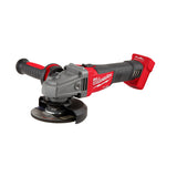 "Milwaukee 2781-20 M18 FUEL 4-1/2"" - 5"" Slide Switch Grinder (Tool-Only)"