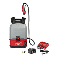 Milwaukee 2820-21CS M18 Backpack Concrete Sprayer Kit