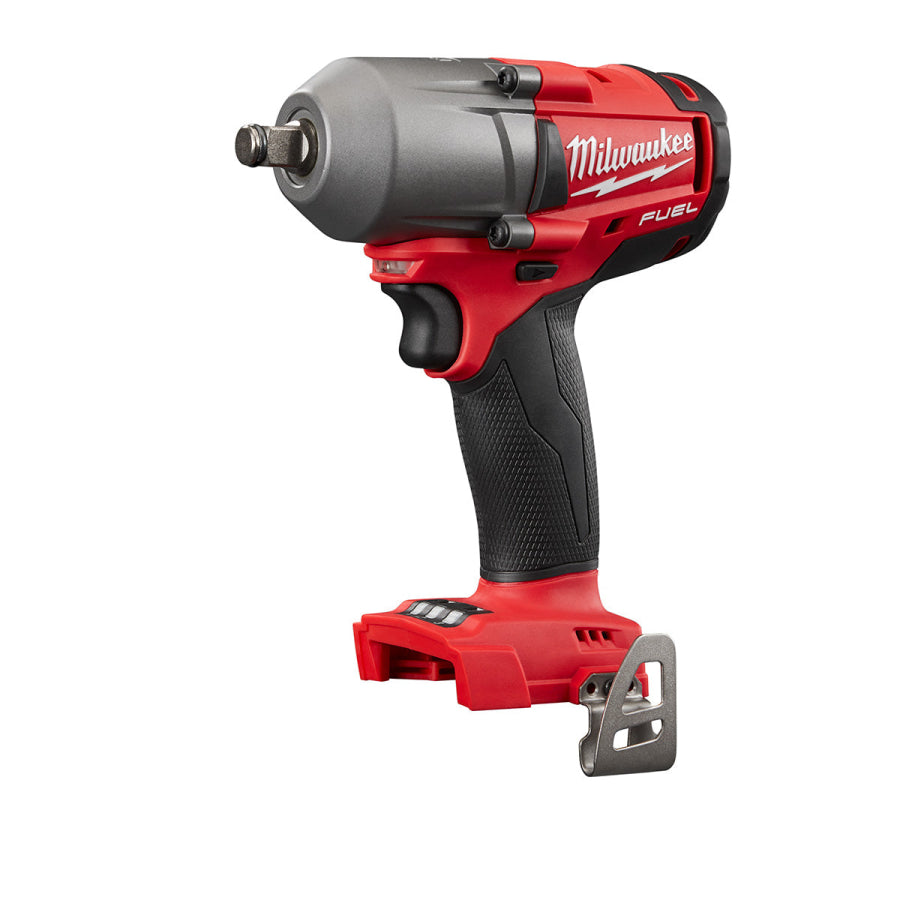"MIlwaukee 2861-20 M18 Fuel 1/2"" Cordless Mid Torque Impact Wrench (Tool Only)"