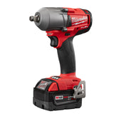 "MIlwaukee M18 1/2"" Cordless Mid Torque Impact Wrench 2861-20 & 5.0 Battery"