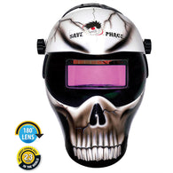 Save Phace 3010066 Extreme Face DOA Protector Gen X Series Skull Welding Helmet