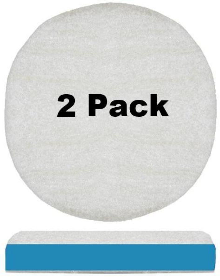 SM Arnold SPEEDY FOAM  2 PACK Microfiber Polishing Pad 43-215-2