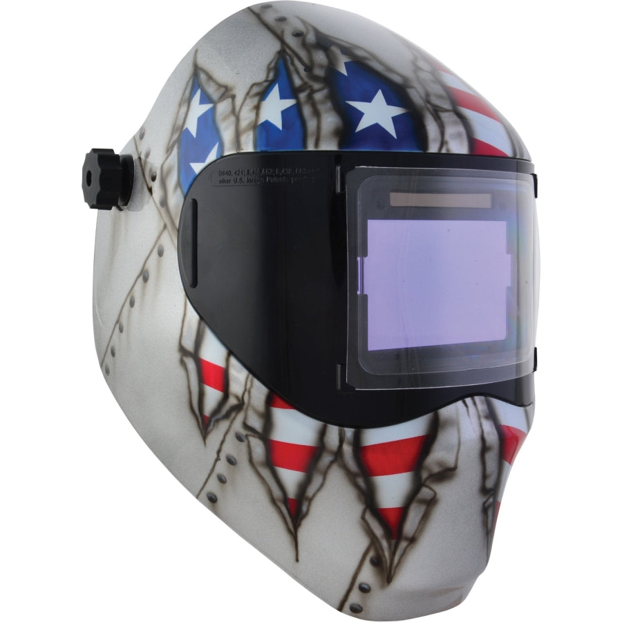 "Save Phace ""Ripped"" RFP E-Series Welding Helmet 3012442"