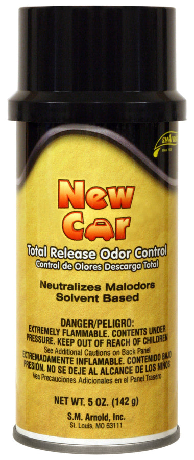 SM Arnold Total Release Odor Fogger - New Car Scented 66-304