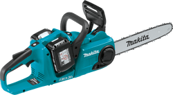"Makita 18V X2 (36V) LXT Brushless 14"" Chain Saw Kit (5.0Ah) XCU03PT"