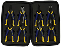 IRWIN Tools 2078714 8 Piece Mini Pliers Set With Case