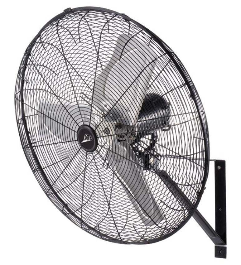 "ATD 30"" Wall Mount Fan Oscillating 30334  or Non-Oscillating 30331"