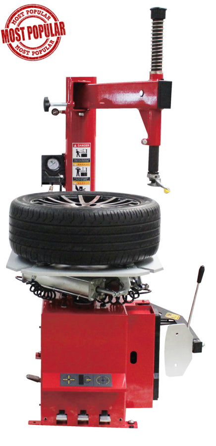 ATD Tools Heavy-Duty Semi-Automatic Tire Changer ATDTCHD