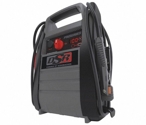 Schumacher Electric DSR Pro Series Jump Starter DSR114