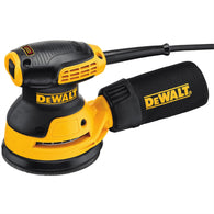 "DeWalt DWE6421 5"" Single Speed Random Orbit Sander - H&L Pad"