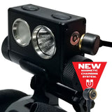 Powertac HL1G1 HL-10 - 2500 Lumen Headlamp