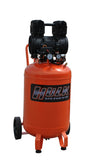 EMAX Hulk 2hp 20 Gal. Silent Air Portable Compressor