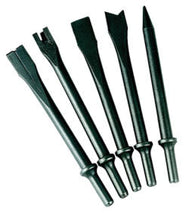 Ingersoll Rand 9500 5 Piece Chisel Set (Open Box)