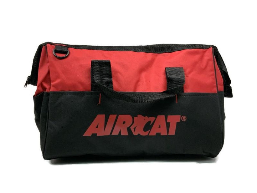 "Aircat 15"" x 7"" x 10.5"" Canvas Tool Bag"