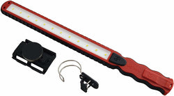 Astro 12SL Ultra Slim Rechargeable LED Inspection Light w/Hook & Adhesive Magnet