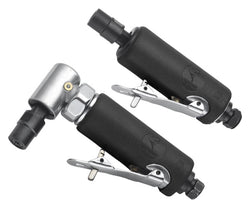 ATD 2122 2 Pc. Air Straight and Angle Die Grinder Set