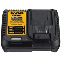 DeWalt DCB115 12 V to 20-Volt Li-Ion Battery Charger Supercedes DCB107 & DCB112