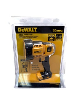 DeWalt 20V MAX Jobsite LED Spotlight Bare Tool DCL043