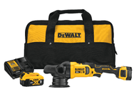 "Dewalt DCM848P2 20V Max XR 5"" Cordless Variable-Speed Random Orbit Polisher Kit"