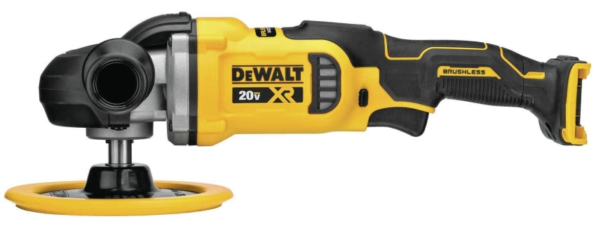 "Dewalt DCM849B 20V Max XR 7"" Cordless Variable Speed Rotary Polisher (Tool Only)"