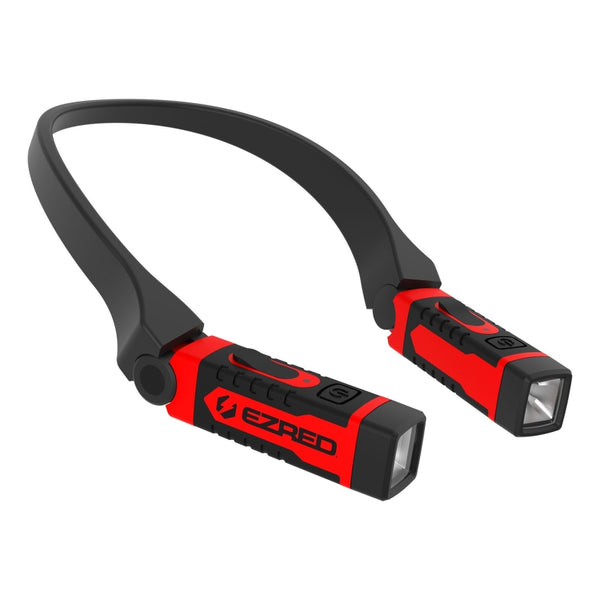 EZ Red NK15 ANYWEAR Red Rechargeable Neck Light
