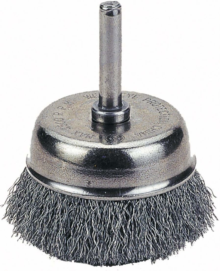 "Firepower 1423-2107 2-1/2"" Wire Cup Brush"