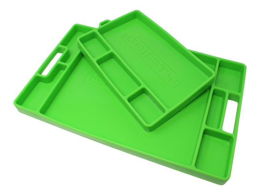 Gripty FM201 Flexible Anti Slip Tool Tray - Duo Pack