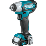 Makita CT324 12V Max CXT® Lithium‑Ion Cordless 3‑Pc. Combo Kit (1.5Ah)