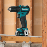 "Makita FD07R1 12V Max CVT Lithium-Ion Brushless Cordless 3/8"" Driver-Drill Kit"