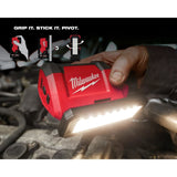 Milwaukee 2367-20 M12 ROVER 700-Lumen Flood Light with USB Charging