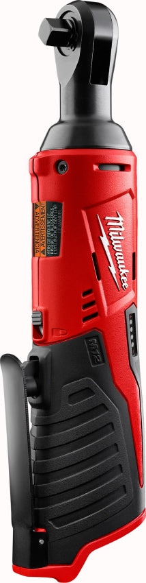 "Milwaukee 2457-20 M12 12 Volt Cordless 3/8"" Ratchet (Bare Tool)"