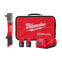 "Milwaukee 2565-22 M12 FUEL™ 1/2"" Right Angle Impact Wrench w/ Friction Ring Kit"