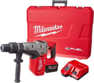 "Milwaukee 2717-21HD M18 FUEL 1-9/16"" SDS Max Hammer Drill Kit (Clearance)"