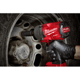 "Milwaukee 2769-22 1/2"" Ext. Anvil Controlled Torque Impact Wrench w/ONE-KEY Kit"