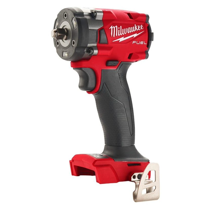 "Milwaukee 2854-20 M18 FUEL 3/8"" Compact Impact Wrench w/ Friction Ring TOOL ONLY"