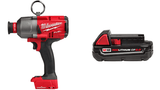 "Milwaukee 2865-20 M18 FUEL 7/16"" Impact Wrench ONE-KEY w/CP3.0 Battery"