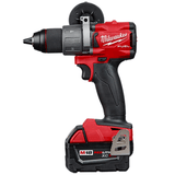 "Milwaukee 2999-22 M18 FUEL 2-Tool Kit, Hammer Drill & Surge 1/4"" Impact Driver"