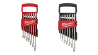 Milwaukee 48-22-9407 & 48-22-9507 14 Pc Combination SAE / Metric Wrench Set