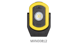 Maxxeon 00812 CYCLOPS WorkStar Rechargeable Commercial Grade LED Light - Yellow