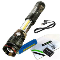 Nebo 6754 SLYDE KING 500 Lumen LED Flashlight - Camo