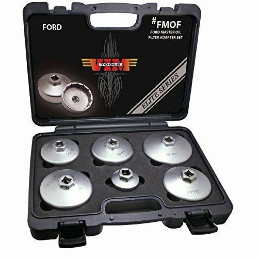 VIM Tools FMOF Ford Master Oil Filter Set