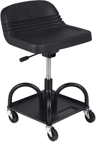 "Whiteside HRAS Mechanic Seat, 480 lb., 17 to 22""H"