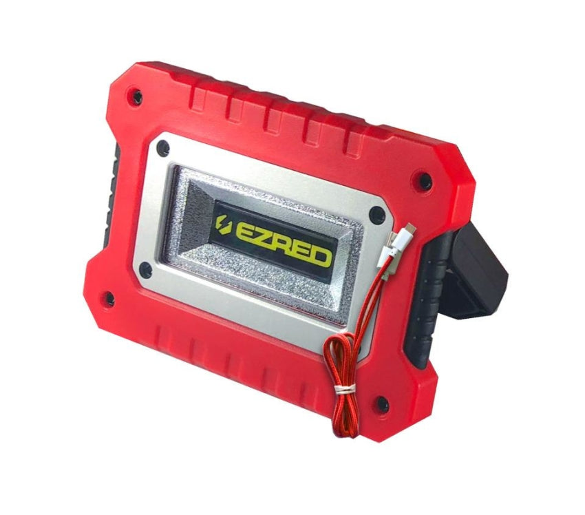 EZ RED Logo work light with magnetic base XLM500