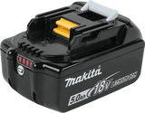 Makita 18V LXT® Lithium‑Ion 5.0Ah Battery BL1850B