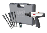 Ingersoll Rand Short Barrel Air Hammer Kit 5 Pc Chisel Set IR 122MAXK