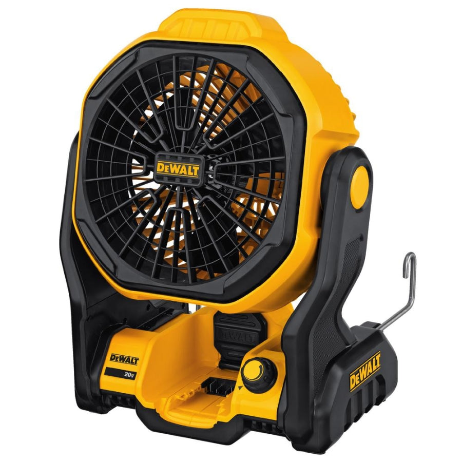 DeWalt 20-Volt Max Cordless and Corded Jobsite Fan (Tool Only) DCE511B