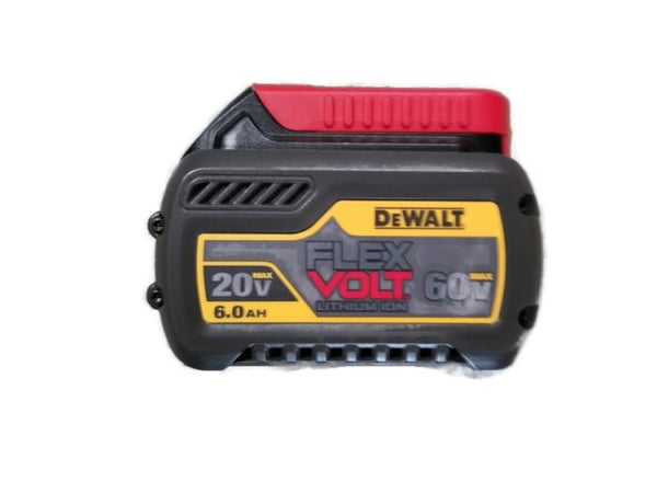 DeWalt DCB606 FLEXVOLT 20v/60v MAX 6.0Ah Battery Pack