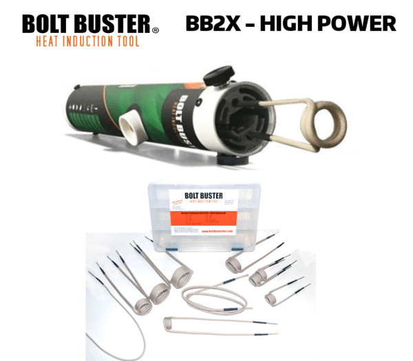 Bolt Buster Heat Induction Tool 1,800 Watts BB2X-ACC